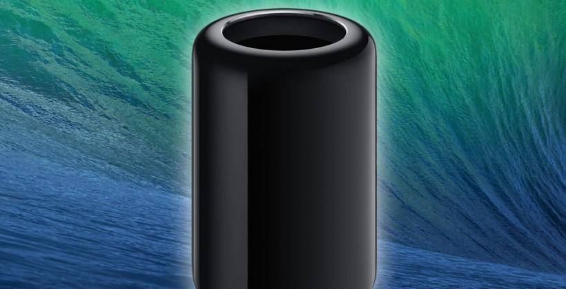 Thank you, Apple. You've outdone yourself on the Mac Pro 2013