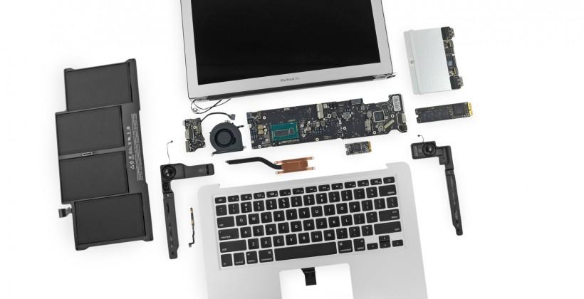 2013 MacBook Air 13 teardown unsurprisingly finds boosted battery