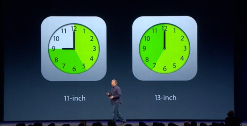 """MacBook Air refreshed with """"All-day battery life"""""""