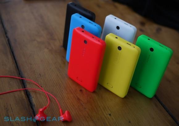 Nokia Asha 501 hits shelves as Asha Touch makes emerging markets play