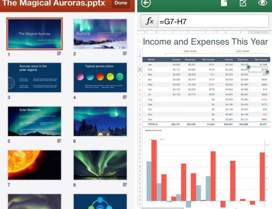 Office 365 for iPhone hits App Store