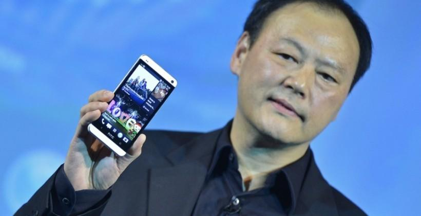 HTC slashes exec pay by 50% in 2012 over smartphone struggles