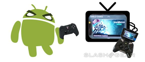 NVIDIA SHIELD as mini game console: hands-on with Nyko PlayPad Pro
