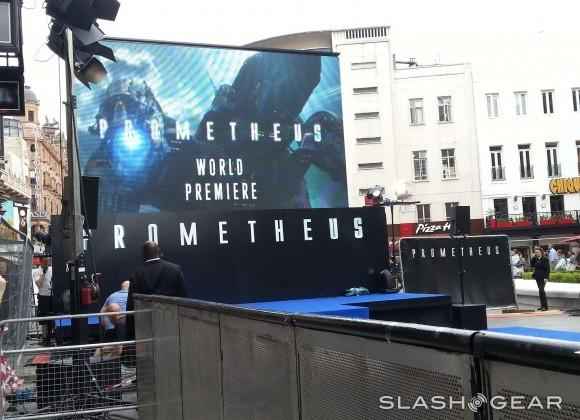 Prometheus 2 finds its writer: Transcendence author supposedly onboard