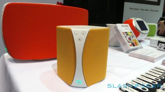Pure Jongo multi-room speaker system blasts its way into North America