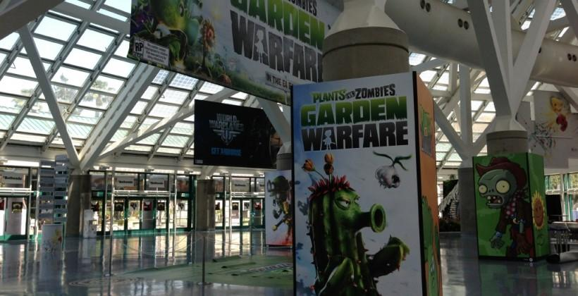 Plants vs. Zombies: Garden Warfare outed at E3