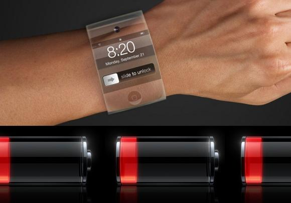 Apple patents curved battery: space saving for iWatch