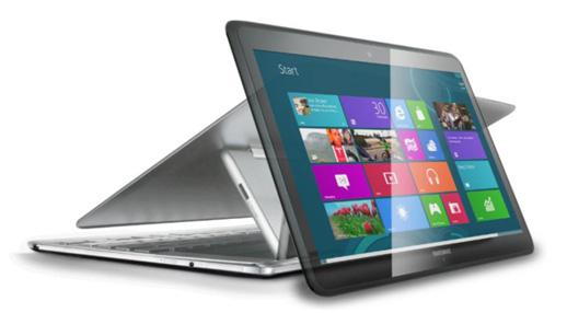 Samsung ATIV Book Q ultrabook 2-in-1 leaks with Acer Aspire R7-like hinge