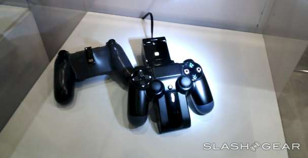 Nyko Xbox One, PlayStation 4 Charge Bases eyes-on with NVIDIA SHIELD bonus