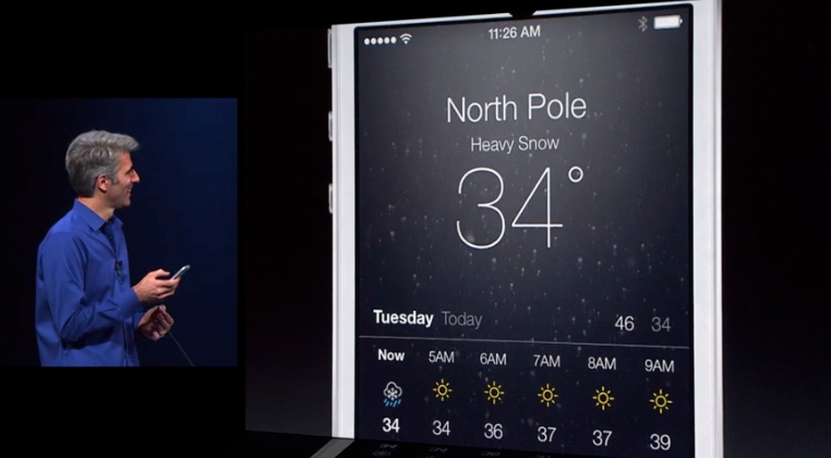 iOS 7 official with new multi-dimensional user interface