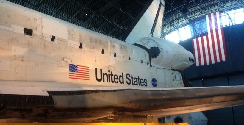 Space Shuttle Atlantis exhibit opening tomorrow at Kennedy Space Center