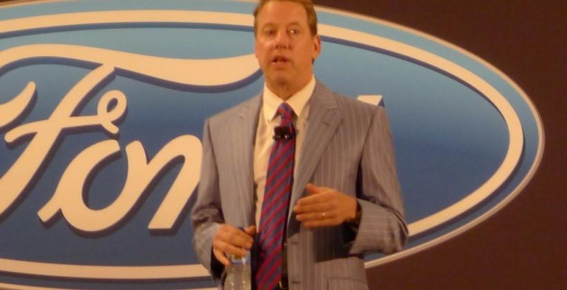 """Ford Chairman: Car design is """"all-encompassing"""""""