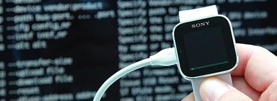 sony_open_smartwatch_project