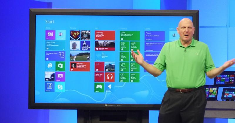 Microsoft re-org rumored as Ballmer considers division shake-up