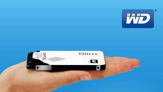 Western Digital dishes out world's thinnest 1TB hard drive