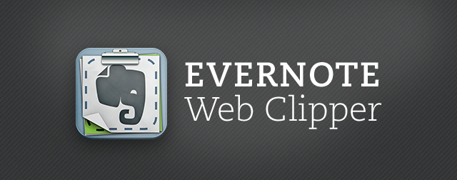 Evernote Web Clipper extension for Chrome gets Gmail update
