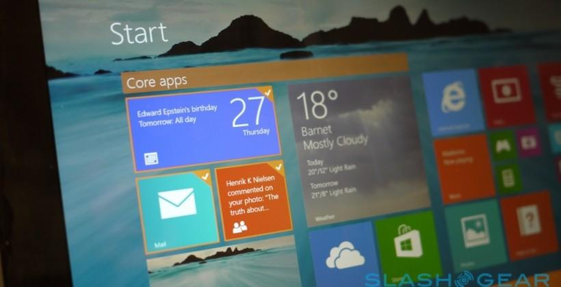 Windows 8.1 Hands-on: The hidden gem features