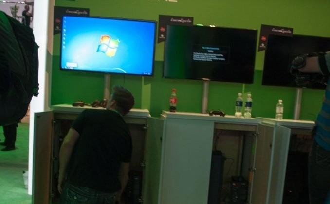 Xbox One E3 demos were played on Windows gaming PCs