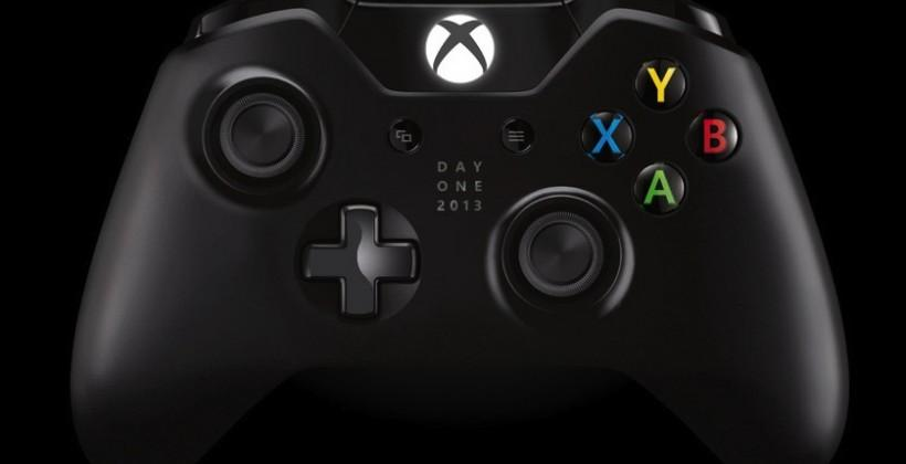 "Xbox One ""Day One 2013"" edition hits preorder"