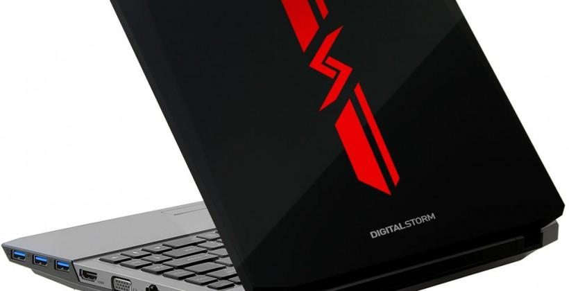 Digital Storm VELOCE brings first 13.3-inch gaming notebook with Haswell to market