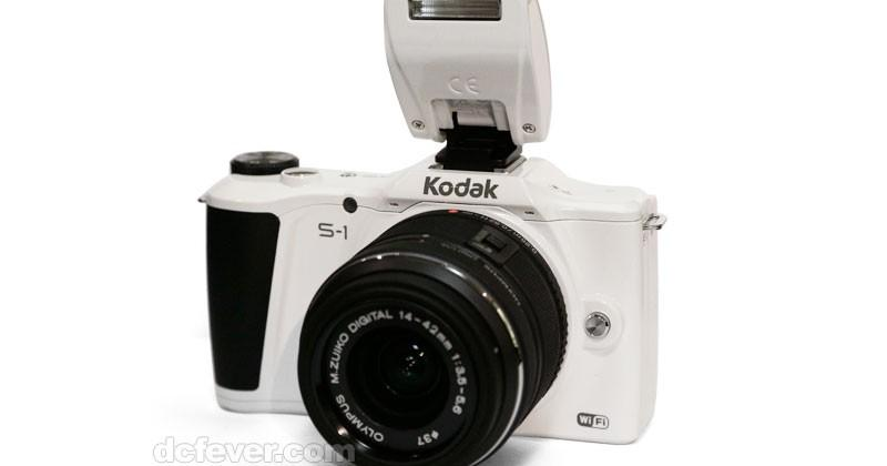 Kodak Micro Four Thirds camera leaks, tipped for 2014 arrival