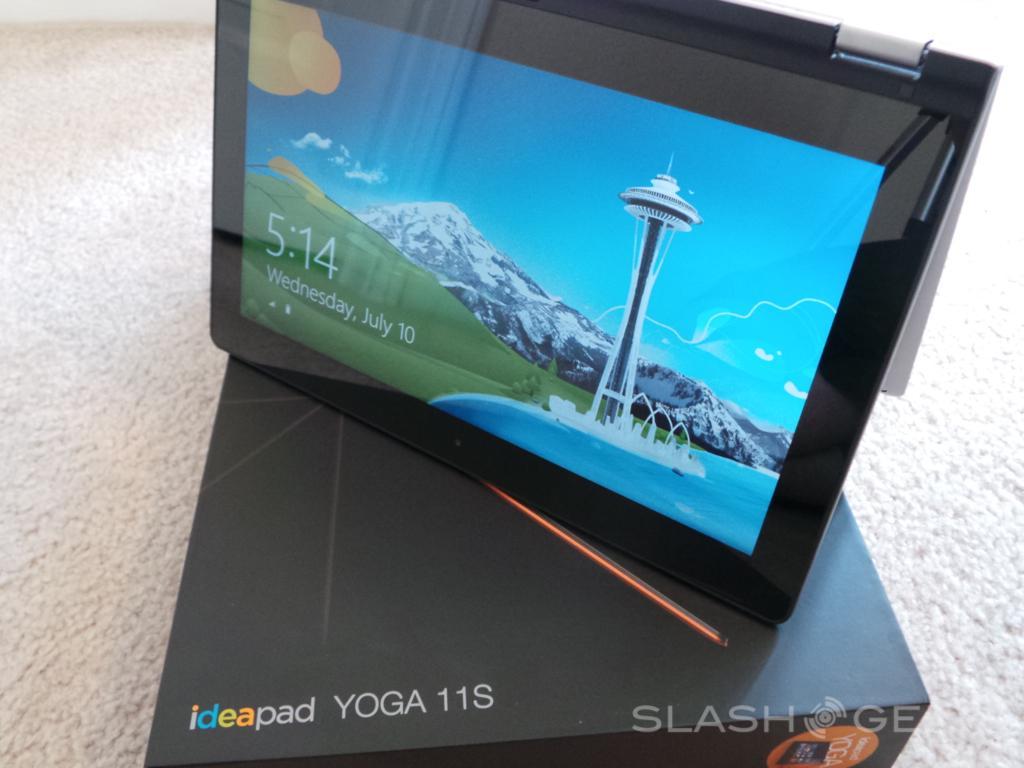 Lenovo IdeaPad Yoga 11S Review - SlashGear