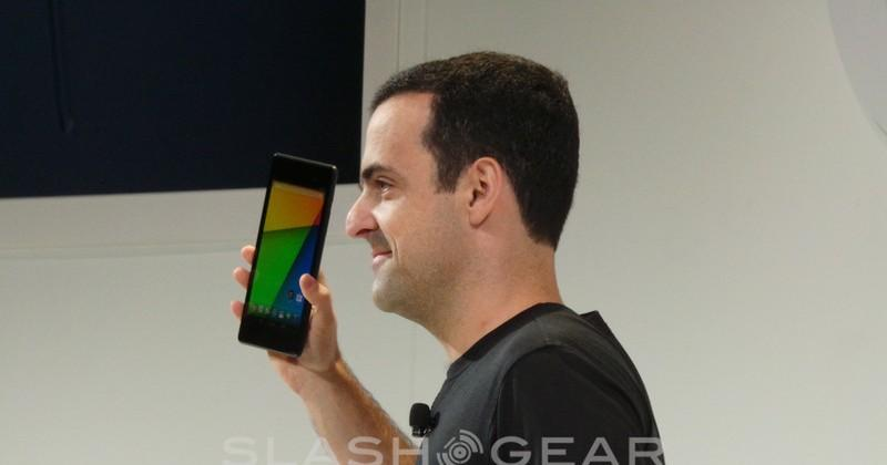 Nexus 7 commands 10 percent of Android tablets as Google sings praises