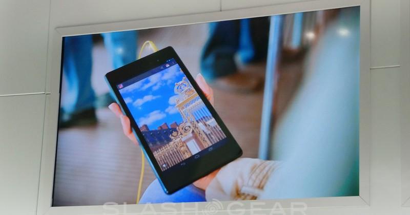 Nexus 7 brings Hangouts update for tablet-based screen-sharing [UPDATE]