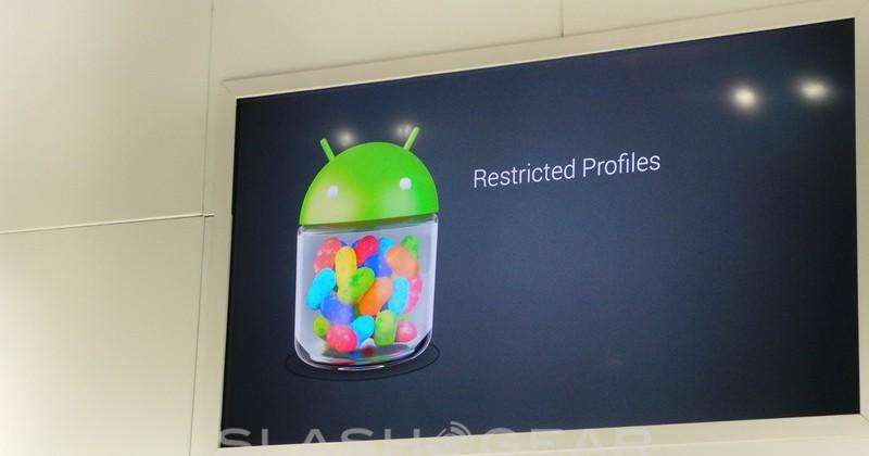 Android 4.3 restricted profiles: Google's answer to kids accidentally buying apps