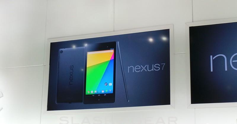 Nexus 7 LTE arriving as one SKU on multiple US carriers