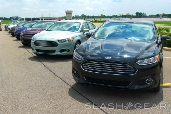Ford boosting 2013 hybrid economy with patch after EPA suspicions