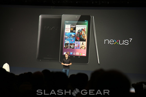 Nexus 7 2 gets alledged early hardware fondle