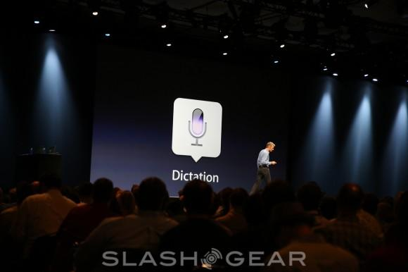 iPhone 5S specifications may hinge on local voice dictation