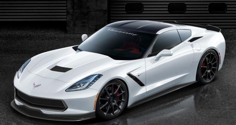 2014 Corvette C7 gets Hennessey treatment with 1,000HP tune-up