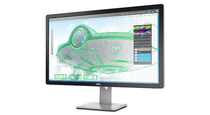 Dell UltraSharp 32 monitor introduced with UHD resolution