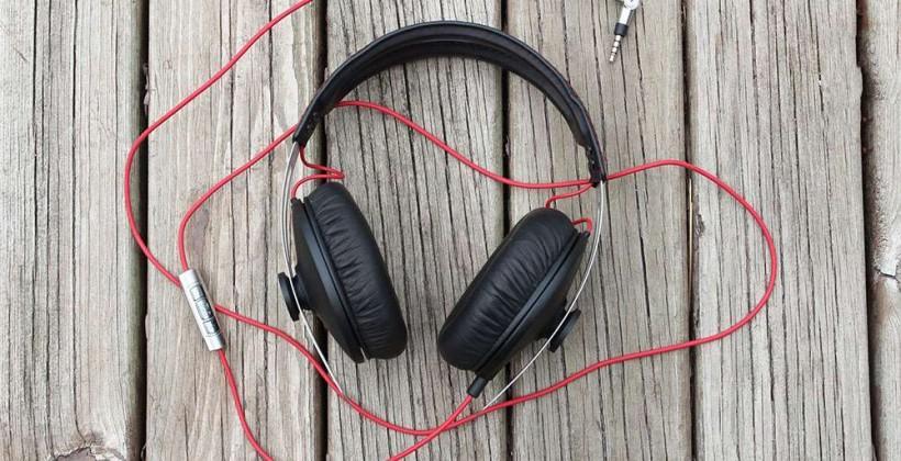 Sennheiser MOMENTUM Black headphones Review