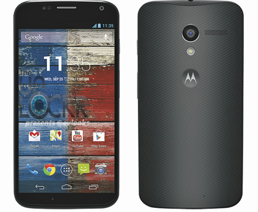 Moto X press image leaks ahead of August event