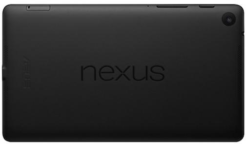 New Nexus 7 official with Android 4.3 and 1920×1200 display