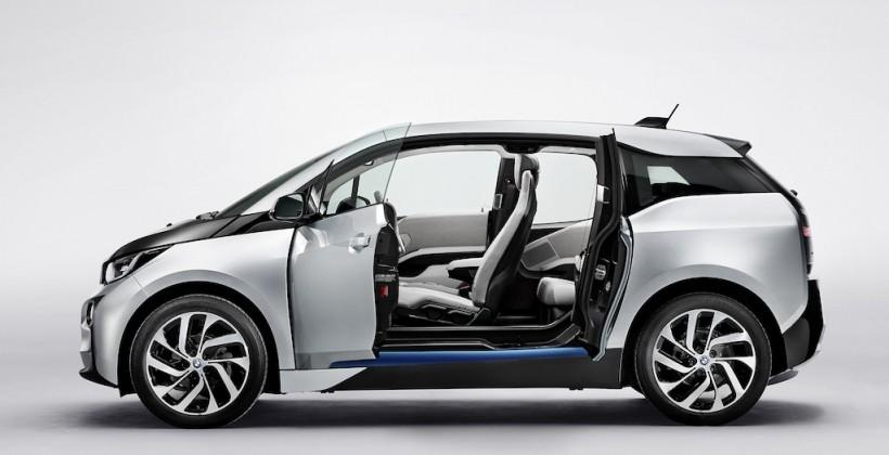 BMW i3's cure for range anxiety is a gas-guzzler on demand