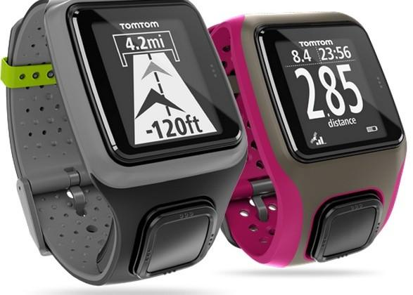TomTom Runner and Multi-Sport watches arriving this month