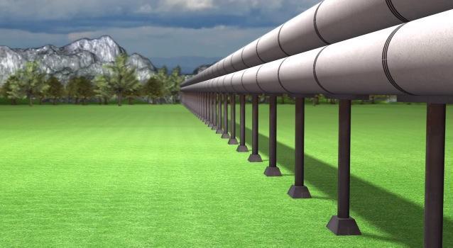 Hyperloop transport system is Elon Musk's next idea, NY to LA in 45 minutes