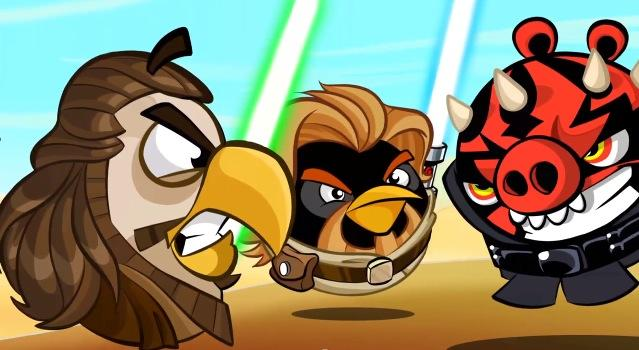 Angry Birds Star Wars II arriving in September with Telepods interactive figurines