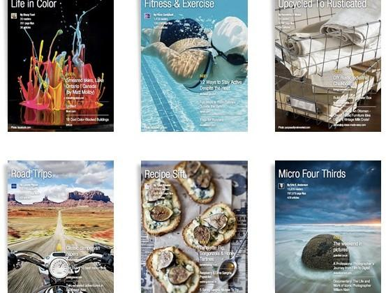"Flipboard magazines hit the web with new ""Big Ideas"" category"