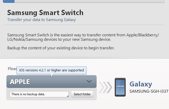 Samsung Smart Switch aims to be key to competitor defection - SlashGear