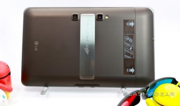 "LG tablet ""GPAD"" teased at G2 event looms"