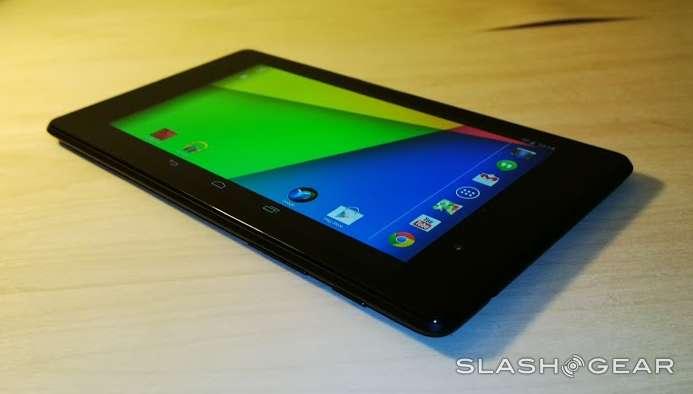 Nexus 7 (2013) Hands-on