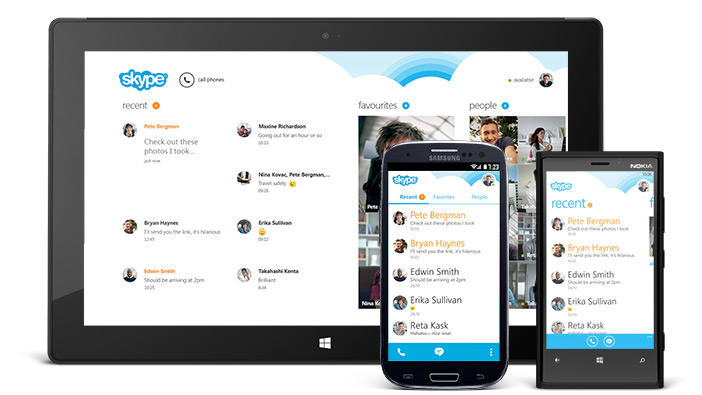 Skype for Android gets huge redesign as it blasts past 100m users