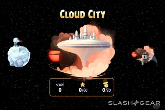 Angry Birds Star Wars flying onto consoles this fall