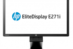 HP EliteDisplay E271i 27-inch LED Backlit Monitor spins for your unique neck