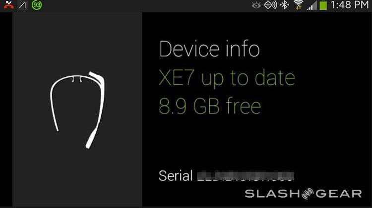 Google Glass XE7 update hands-on: web browsing activated